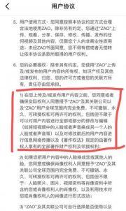 ZAO隐私风险引质疑 网友担心个人信息泄漏