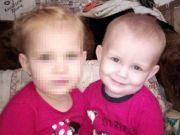 乌克兰一岁男童无人照料被饿死 母亲仅判8年笑着拍手