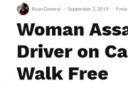 视频曝光!亚裔老司机遭白人女乘客拳打脚踢