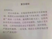 舟山海域漂来28只集装箱内有冻肉 政府:立即销毁!