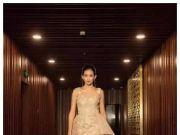 这位缅甸超模火了!身材不输林志玲,笑起来像谢娜,亲和力满分!