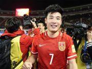 武磊从西班牙回国备战世预赛