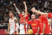 西班牙队晋级决赛 将与阿根廷争夺男篮世界杯冠军