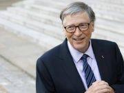 盖茨捐赠超350亿后净资产仍增加了160亿美元