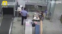"""携危险品进火车站还对民警叫嚣""""你完了"""",演员刘露道歉"""