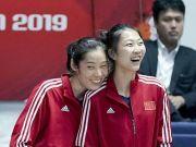 中国女排八连胜龚翔宇得到中国队最多的13分