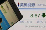 """美锦能源""""要跑""""?大股东疯狂质押股权高达95% 接盘侠离奇成立半月"""