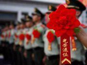 山东退役士兵安置不打折扣 全进国企机关事业单位