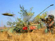 中俄300架战机千辆坦克火炮军演 解放军轰6出动投下数十枚炸弹