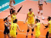 7连胜!世界杯中国女排3-0美国 清除卫冕最大障碍