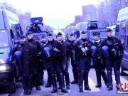 法国九名警察自杀 自杀率创历史新高