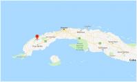 古巴上空陨石爆炸 石块砸中小镇房屋无人伤亡