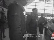 行李中有剪刀拒配合安检 女子撒泼火车站被拘5天