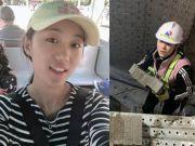 中国美女赴韩国工地砌砖3年内买房买车,至今单身