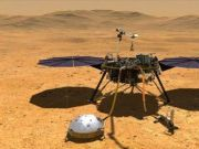 NASA开播火星每日天气,上周最低温达零下95摄氏度