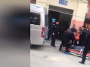 13岁男孩砍死母亲 警方:其母管教严格其子不服