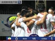 中国盲人男足5战全胜 第6次夺得亚洲冠军