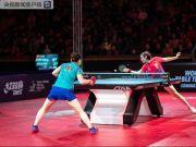 中国乒乓球队包揽瑞典乒乓球公开赛全部五项冠军