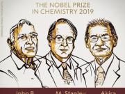 快讯!美日科学家分享2019年诺贝尔化学奖