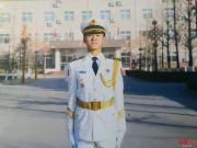 """阅兵仪仗队里的四川巴中""""97""""小伙 训练瘦了30斤!"""