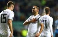 欧预赛德国3-0爱沙尼亚,与荷兰同积15分