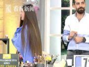 女模特上综艺剪头发 一刀短了近 30 厘米气晕过去
