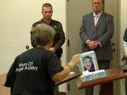 美国女遭男子肢解凶手判至少100年,法官:没良心的畜生