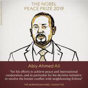 埃塞俄比亚总理获2019诺贝尔和平奖 曾遭手榴弹袭击 解决与邻国冲突