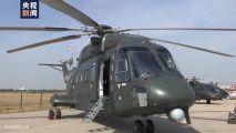 相当宽敞!解放军直8G大型运输直升机机舱曝光