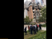 邯郸一家属楼今天上午发生爆炸,伤亡情况尚不明确