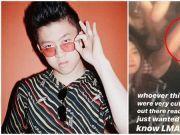 刷新  翻看  我  太甜了!印尼歌手开演唱会对女粉丝一见钟情,公开发文找人