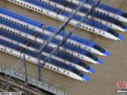 日本遭泡水新干线大部分或报废 造价约118亿日元