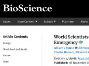 超1.1万名科学家发出警告:世界正面临气候危机