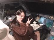 桂林航空机长停飞 三问:女乘客如何进入驾驶舱