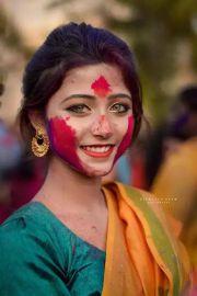 向美貌低头!这个印度小姐姐也太漂亮了吧