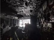 香港一老板资助暴徒 反被烧店铺 网友:自作孽 不可活