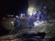 北京阵风九级女驴友被吹落悬崖 救援人员找到遗体