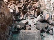 """甘肃发现吐谷浑王族墓,墓志信息""""大可汗陵""""为首次出现"""