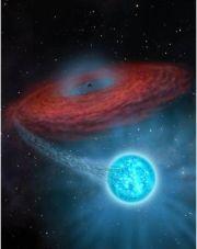 中国科学家团队发现迄今最大黑洞 70倍于太阳质量