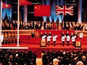 一秒都不能再等,事关国家主权,香港发生的这一幕,让人泪目