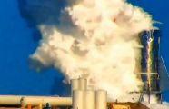 """重大事故发生,美国""""载人飞船""""突然发生爆炸,现场弥漫大量白烟"""