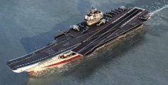 亚洲最贵航母建造成功,令13亿人沸腾:下一艘建电磁核航母