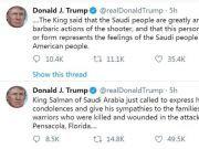 美海军基地枪击案枪手系沙特学员 事件已致4人死