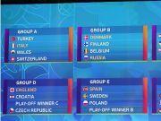 """2020年欧洲杯分组揭晓,史诗级""""死亡之组""""出炉"""
