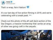 阿凡达2完成拍摄,定档2021年12月12日!
