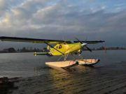 首架电动飞机首飞成功 预示着电动航空时代的开始