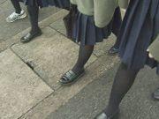 日本一高中允许穿黑色裤袜 女生曾大冷天光腿上学