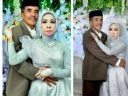 印尼女学霸56岁才出嫁:男方小学毕业 成当地佳话