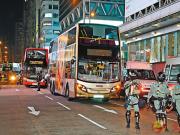"""香港暴徒""""转战""""公交车 工会斥:或致整车人陪葬"""