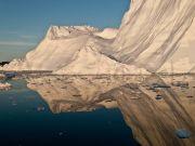 格陵兰岛冰层消融速度加快 致全球海平面明显上升